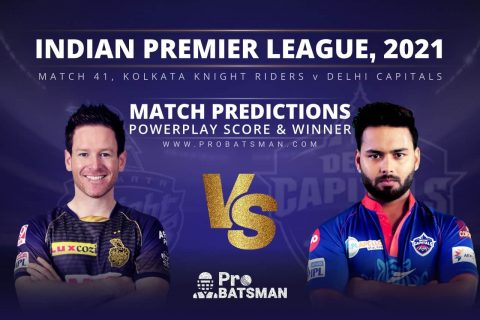 KKR vs DC Match Prediction Who Will Win Today's Match