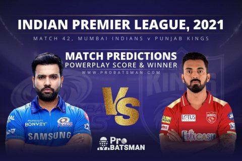 MI vs PBKS Match Prediction Who Will Win Today's Match