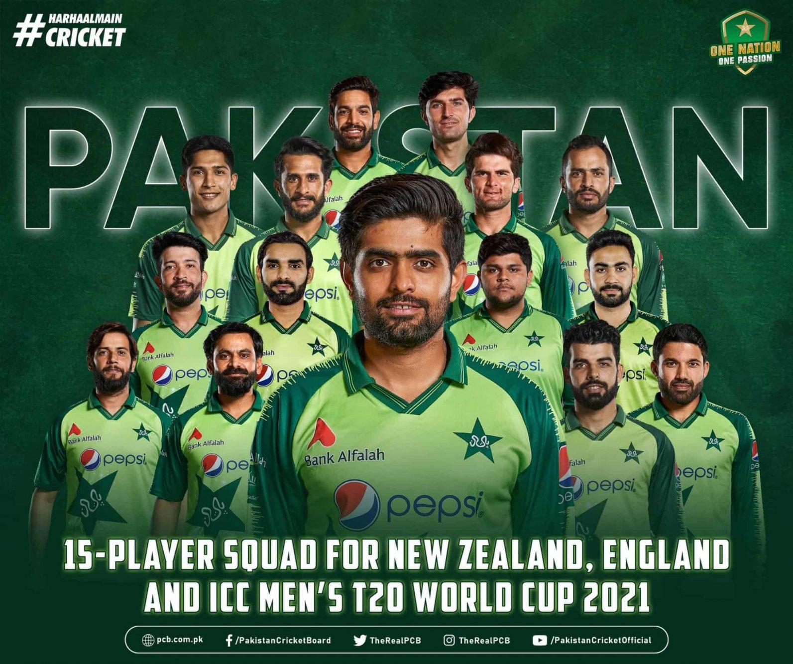 Shoaib Malik, Sarfaraz Ahmed Dropped As Pakistan Announce Squad For T20 World Cup
