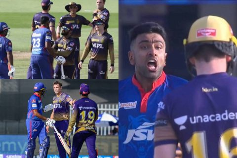 """""""Did I Fight? No,I stood Up For Myself"""" - Ravichandran Ashwin Responds On Spat With Eoin Morgan"""