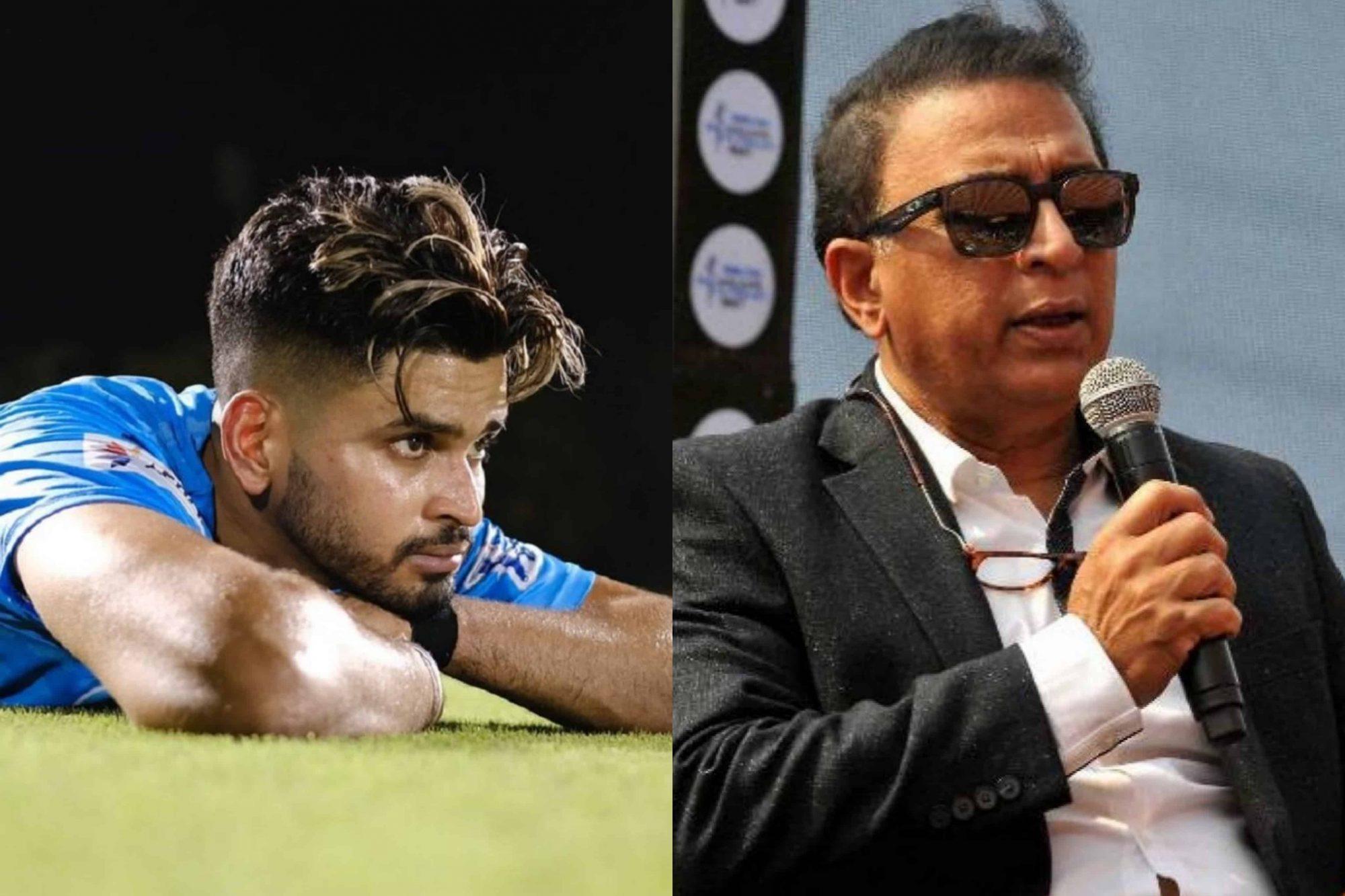 Sunil Gavaskar Picks 15-Man Squad For T20 World Cup, Leaves Out Shreyas Iyer