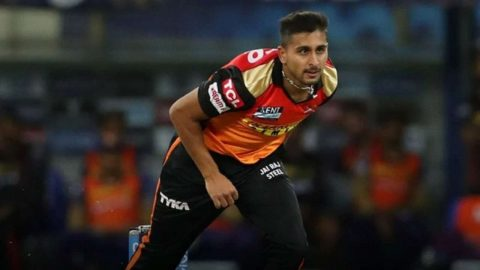 Umran Malik Picked As Team India's Net Bowler For T20 World Cup