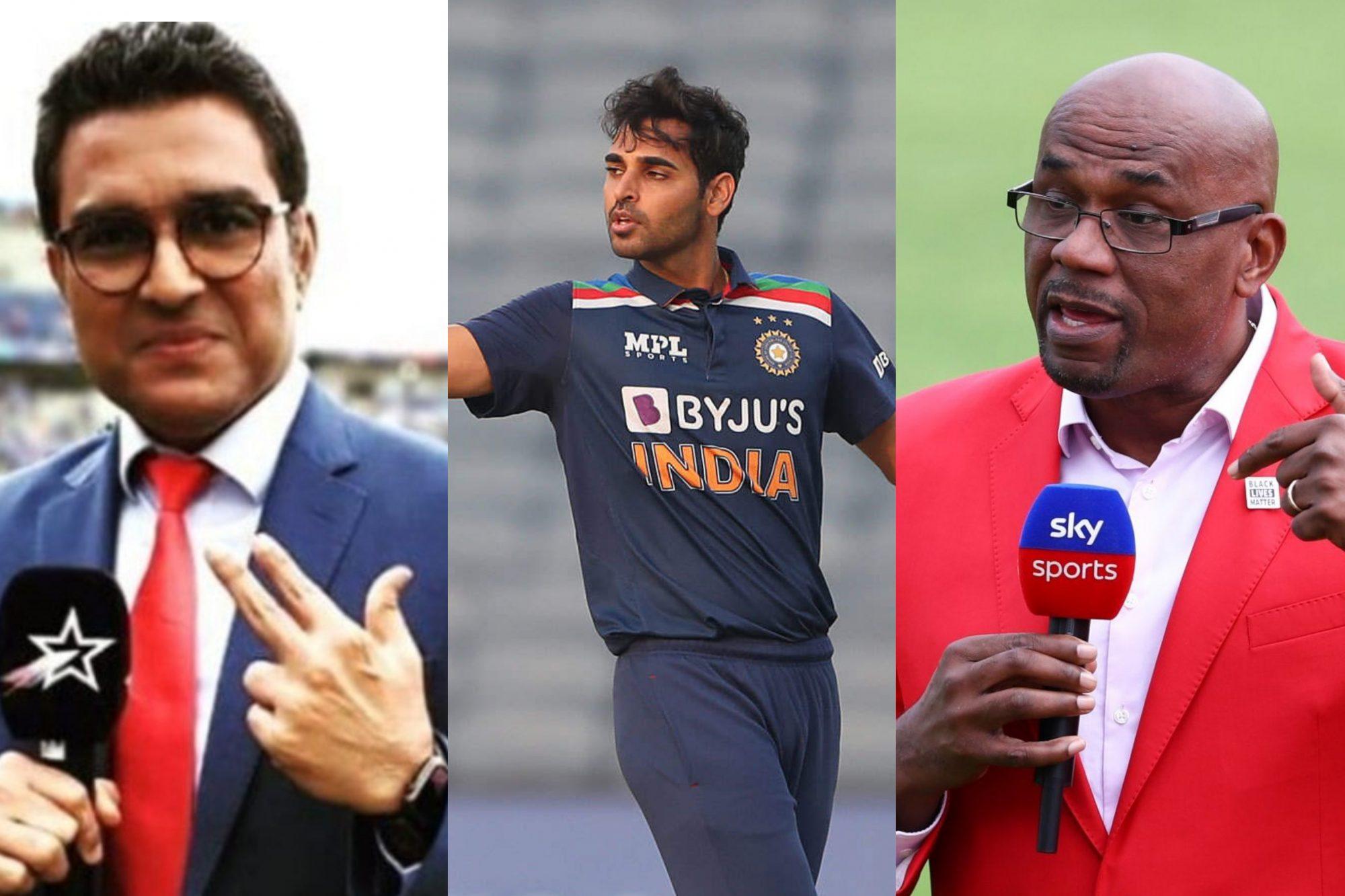Deepak Chahar or Bhuvaneshwar Kumar - Ian Bishop & Sanjay Manjrekar Picks Deserving Choice For the T20 World Cup