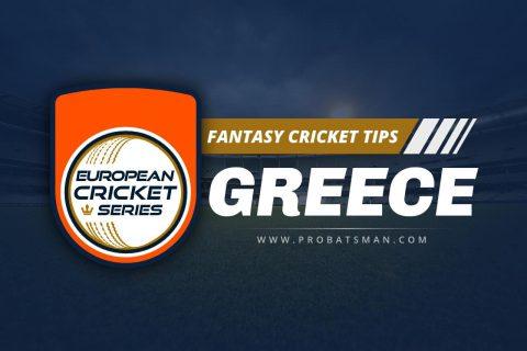 Dream11 Prediction of ECS T10 Greece, Corfu, 2021