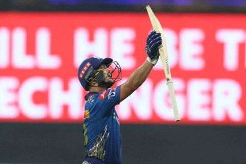 MI vs SRH: Ishan Kishan Slams Fastest Fifty Of IPL 2021