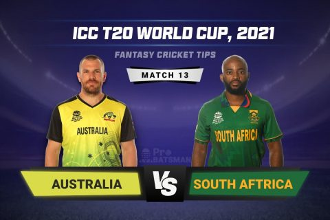 AUS vs SA Dream11 Prediction