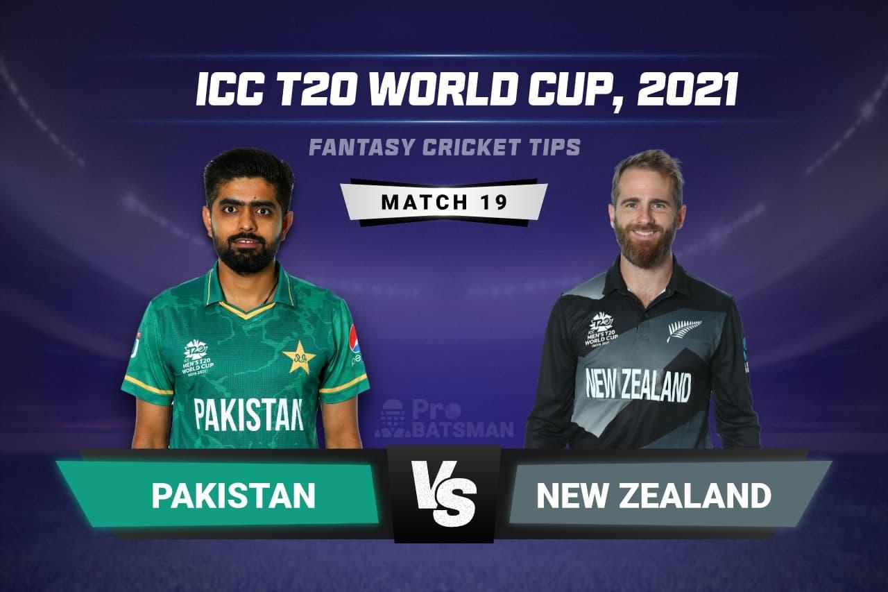 PAK vs NZ Dream11 Prediction
