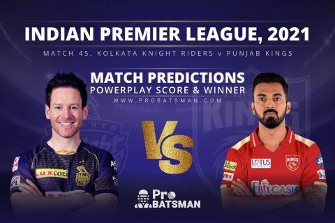 KKR vs PBKS Match Prediction Who Will Win Today's Match