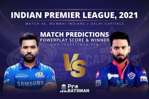 MI vs DC Match Prediction Who Will Win Today's Match