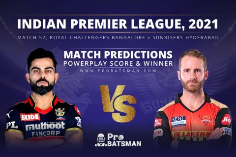 RCB vs SRH Match Prediction Who Will Win Today's Match