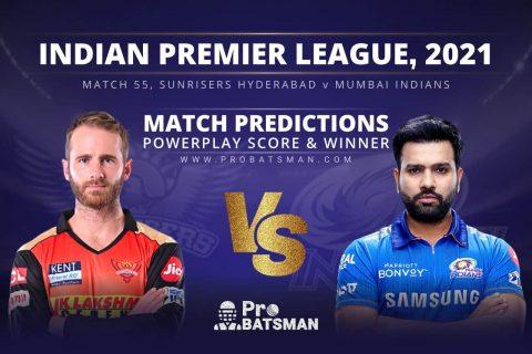 SRH vs MI Match Prediction Who Will Win Today's Match
