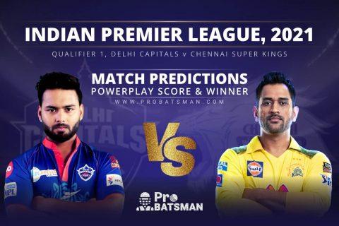 DC vs CSK Match Prediction Who Will Win Today's Match Match Prediction Who Will Win Today's Match