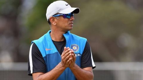 Rahul Dravid Appointed As Head Coach Of Team India Till 2023 - Report